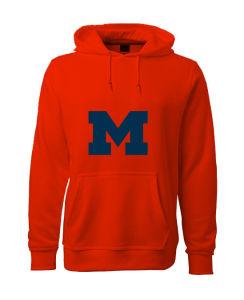 Men Cotton Fleece USA Team Club College Baseball Training Sports Pullover Hoodies Top Clothing (TH136)