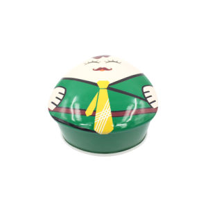 Triangle Tin Box for Packing Food/Gifts (T001-V1) pictures & photos