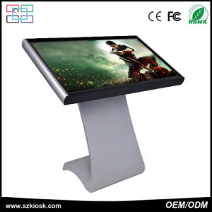 Digital Signage of Custom Shopping Mall Advertising Self Service Kiosk pictures & photos
