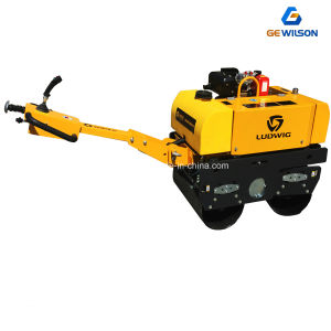 SGS Ce Saso China Mini Vibratory Road Roller Manufacturer pictures & photos