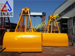 Mechanical Ropes Touching Down Clamshell Grab pictures & photos