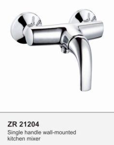 Zr21204 Kitchen Mixer Kitchen Tap Faucet