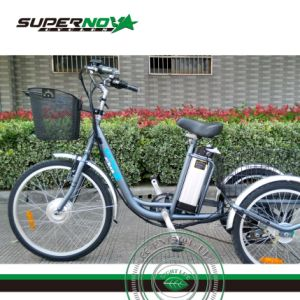 350W Three Wheel Bicycle Wih Cargo pictures & photos