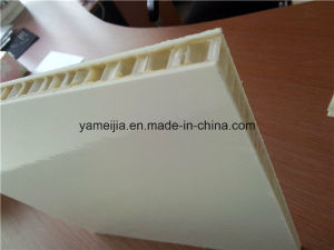 Fireproof Fiberglass PP Honeycomb Panels pictures & photos