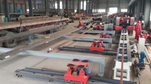 Fixed Workshop Pipe Prefabrication Line pictures & photos
