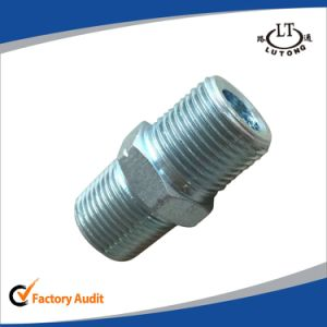 Rubber Hose Hydraulic Pipe Fittings 1t Adaptors pictures & photos