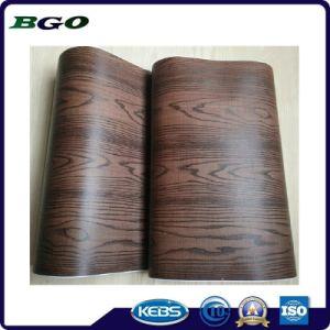 Woodgrain Foil PVC Vinyl Decorative Foil pictures & photos
