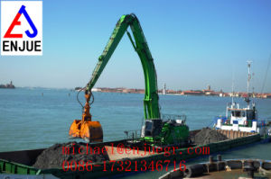 Hydraulic Clamshell Grab Excavator Grapple for Excavator pictures & photos