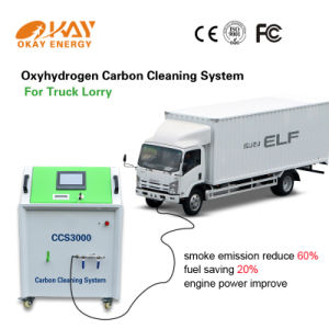 Hho Oxy-Hydrogen Generator Car Engine Decarbonising Machine pictures & photos