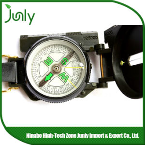 Compass with Protector Map Compass Qibla Direction Finder Compass
