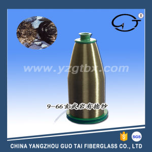 Temperature Resistance 650-980 Basalt Fiber Yarn pictures & photos