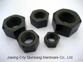 "Carbon Steel Hex Nuts Gr. 2/5/8 ′1/4""-3"" pictures & photos"