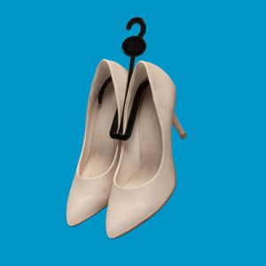 [Sinfoo] Black Plastic Hanging Shoes Hook (SH002-X-3) pictures & photos