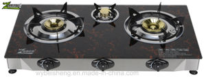 Hot Selling Copper Burner Gas Stove pictures & photos
