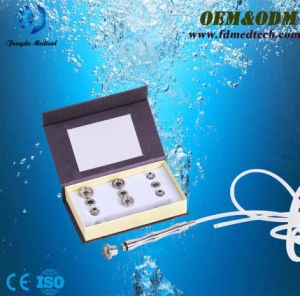 Small Bubble Water Dermabrasion Facial Cleaning Machine pictures & photos