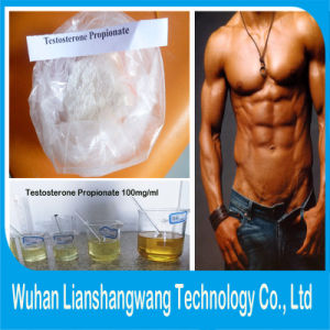 Semi-Finished Testosterone Propionate 100mg/Ml for Quick Muscle Gain pictures & photos