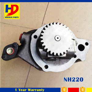 Excavator Engine Gear Oil Pump Assy Nh220 Oil Pump for (6620-51-1000) pictures & photos