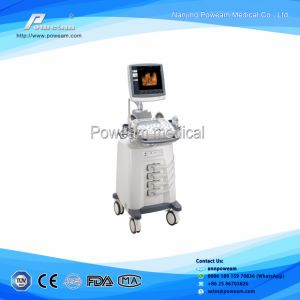 Hospital Medical Portable and Mobile Sonoscape 4D Color Doppler pictures & photos