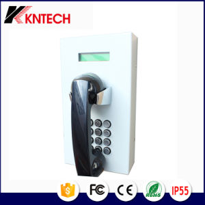 Emergency Phone Knzd-05 Prison Telephone Kntech Inmate Intercom pictures & photos