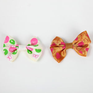 Fashion Grosgrain Ribbon Bow for Gift pictures & photos
