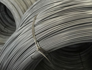 steel wire SAE1010 Hard Drawn to Produce Nails pictures & photos