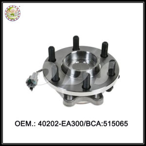 Front Wheel Hub Bearing Unit (40202-EA300) for Nissan pictures & photos