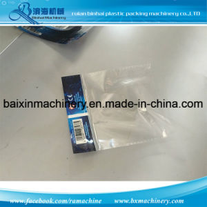 OPP Plastic Bag Self Adhesive Bag Making Machine pictures & photos