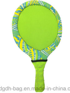 Promotional Sports Beach Paddle Colorized Beach Racket pictures & photos