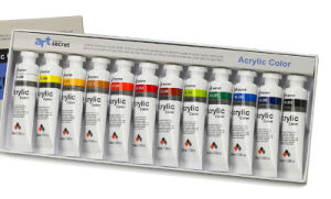 High Grade Propylene Acrylic Paint Set pictures & photos