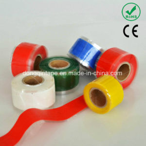 High Voltage Insulation Self Adhesive Silicone Tape pictures & photos