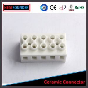 5-Way 10-Hole Ceramic Terminal Block pictures & photos