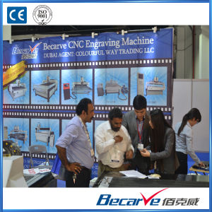 Multi-Materials 5.5kw Water Cooled Spindle/Vacuum Adsorption Platform Engraving CNC Router pictures & photos