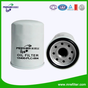 Generator Filter Oil Filter for Car and motorcycle Parts 15400-PLC-004 pictures & photos