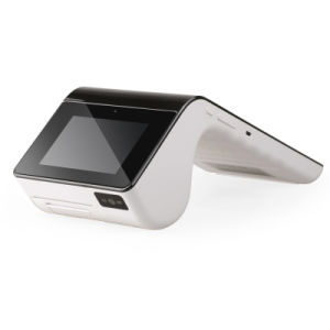 Mobile POS System, NFC 3G Barcode Scanner POS Machine PT-7003 pictures & photos