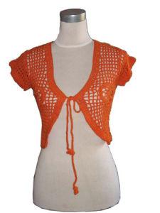Hand Crochet Top, Hand Knit, Crochet Sweater pictures & photos