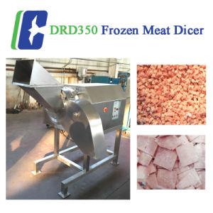 Frozen Beef Chicken Meat Cutter Cutting Machine Ce pictures & photos