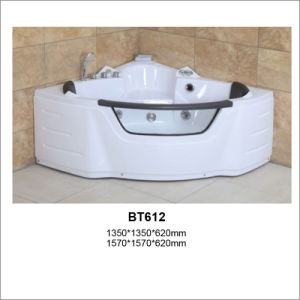 Best Selling ABS Whirlpool Bathtub pictures & photos