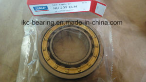 SKF Nu209ecm Cylindrical Roller Bearings Nu206, Nu207, Nu208, Nu208, Nu205, Nu210 Ecm Ecp pictures & photos