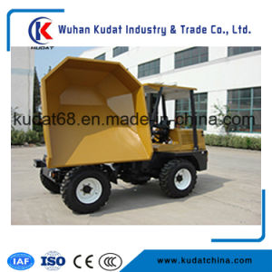 3tons Site Dumper with Three-Way Tipping (SD30R) pictures & photos