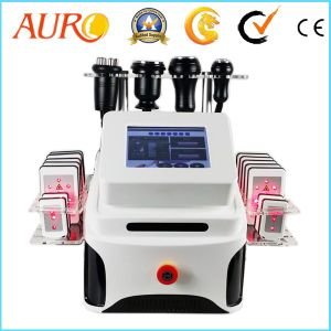 Top 5 in 1 Cavitation RF 650nm Lipo Laser Machine pictures & photos