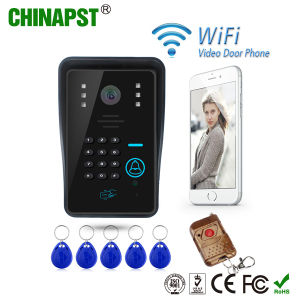 WiFi Video Doorphone for Unlock Gate Entry Systems (PST-WiFi002IDS) pictures & photos