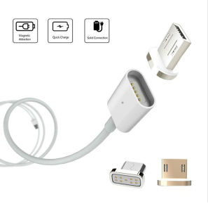Single Operating One Second Blind Charging Magnetic USB Data Cable pictures & photos