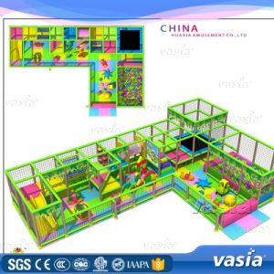 Hottest Design Cheap Price Children Play Indoor House Playground pictures & photos