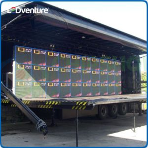 pH4.81 Outdoor Rental Full Color LED Board pictures & photos
