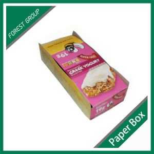 Custom Printed Ice Cream Box by Food Gread Paper pictures & photos