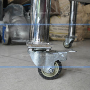 Stainless Steel Mobile Storage Tank for Honey pictures & photos