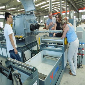 PE/ABS Single & Multi Layer Sheet Extrusion Line pictures & photos