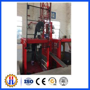 Lifting Hoists/Construction Hoist Gjj Passenger Hoist/Sc200-200/Sc100-100 pictures & photos