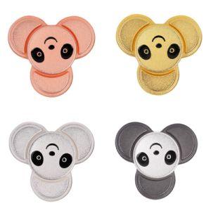 Tri-Spinner Fidget Toys Panda Hand Spinner Metal Fidget Spinner pictures & photos
