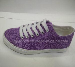 New Designed New Materials Slip-on Vulcanized Shoes
